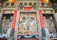 這座潮汕地區的女性祠堂,充滿情懷的老建築……