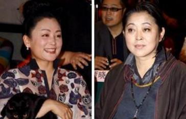 49歲陳紅撞臉倪萍,暗嘲倪萍太老,侄女:她喜歡對陳凱歌撒嬌