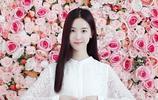 陳都靈,一個清純秀麗的福建女孩,穿搭甜美,難怪承包了張藝興