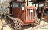 北京門頭溝谷山村農耕文化園展出的老舊農業、運輸機械實拍