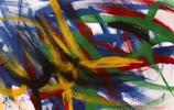 南非女子給會畫畫的豬取名畢加索,母豬成網紅,豬拱出的畫賣1.3萬一幅