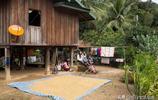 貧窮國家原始的農村風貌,你可能從未見過的老撾農村實拍
