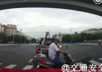 交通GIF動圖:本來不該發生,可以避免的交通事故還是發生