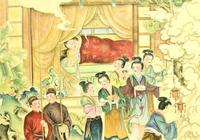 勉縣寺廟裡的壁畫