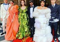 劉雯西裝幹練,Gaga換裝驚豔,李宇春穿中國風刺繡裙竟成全場最佳