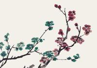 趣味測試:選擇一朵最喜歡的梅花,測試你在這個月有怎樣的運氣