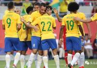 美洲盃:巴西食硬巴拉圭
