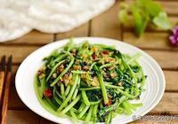 """這菜稱為""""皇帝菜"""",胡蘿蔔素超高,是黃瓜的20倍,不吃虧大了"""