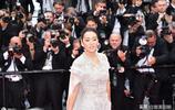 劉濤到戛納首秀精心裝扮,鞏俐美貌驚人,再婚嫁給71歲法國音樂家