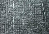 私藏高清《石門頌》拓片與原石對照欣賞