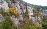 這座山叫抱犢崮,秋天看最漂亮