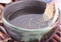 養生藥茶(四神茶)