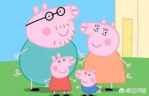 《小豬佩奇》很受孩子喜歡是怎麼回事?