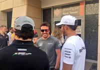 漢密爾頓:我對MotoGP很有興趣