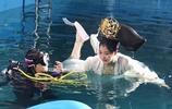 明星落水戲:趙麗穎最真實,關曉彤最尷尬,有一個最美