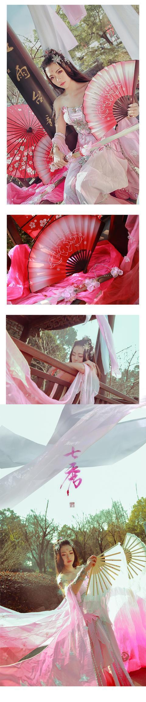 cosplay:劍俠情緣網絡版三 秦風七秀成女
