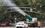 """價值50萬""""巨型淋浴噴頭""""行駛在街頭為市民降溫,你們家有了嗎?"""
