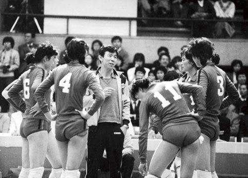 宿敵——中國女排和日本女排的恩怨情仇