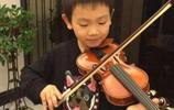 王寶強7歲兒子王子豪近照曝光,兒子像爸爸,女兒像媽媽