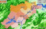浙江杭州1市2縣以及千島湖高清地圖