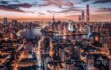 攝影師Austin Hsu鏡頭裡的魔都燈光,非常震撼的城市風光作品