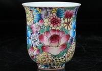 清代皇家尊享的琺琅彩瓷器,其來歷你知道嗎,趕快看過來,漲姿勢