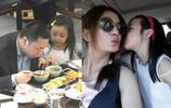 41歲趙薇全家近照,老公是億萬富豪,7歲女兒超級可愛