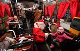 匈牙利:聖誕老人主題有軌電車開行