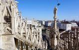 米蘭旅遊足跡 米蘭大教堂坐落於米蘭市中心大教堂廣場標誌性建築