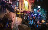 就算是旅遊淡季江蘇這個古街依然人滿為患,只因不要門票網友愛