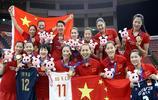 中國女排3-1日本女排,取得第五場勝利,問日本女排輸的服不服?
