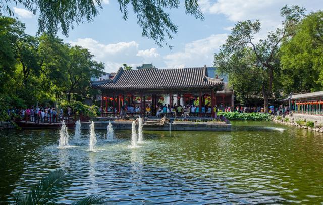 阿力遊北京——恭王府
