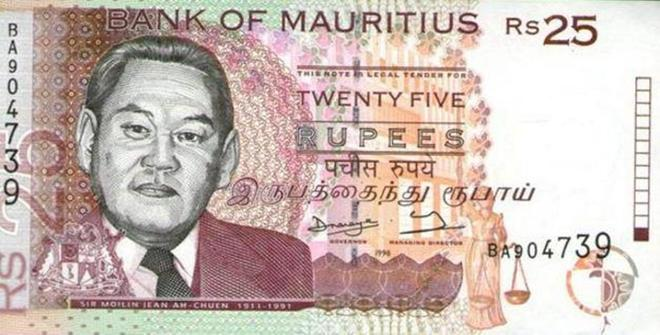 這個國家紙幣上,印著一位中國人頭像,你知道是誰嗎?