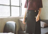 半裙选什么款式最百搭?A字、伞裙还是包臀?