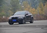 視覺系狠車 BMW X6外觀輕改鑑賞