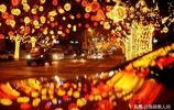 青島西海岸網紅街再亮紅燈 市民過年好去處 年味濃濃盡顯國際範