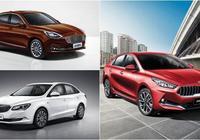 預算10萬,合資緊湊級車,新K3/福睿斯/別克英朗怎麼選?