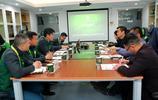 北京中赫國安總經理李明接待綠城俱樂部,浙江綠城參觀國安俱樂部