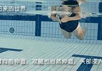 蛙泳教程,蛙泳的基本動作介紹
