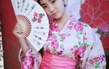 女孩日本和服寫真