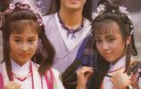 86《倚天屠龍記》絕版老照片:梁朝偉、黎美嫻、鄧萃雯、邵美琪