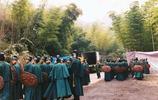 2004年張藝謀《十面埋伏》幕後照,場面壯觀,烏克蘭取景!