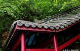 攝影:九華山的廟