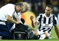 德西利奧腳踝可能骨裂,尤文右邊後衛危機