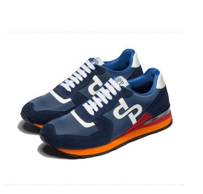 """剛上新一鞋:""""皮運動鞋"""",比運動鞋舒適,冰天雪地不凍腳,霸氣"""