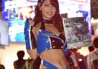 TGS東京電玩展今日開展,島國的Showgirl群芳鬥豔