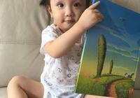 洪欣5歲女兒甜美可愛,穿搭小清新,大眼睛遺傳了媽媽的美貌