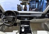 2018款Audi A8內飾篇 豪華程度媲美邁巴赫