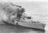 一雪前恥 英國被擊沉軍艦復活 擊沉它的國家如今已徹底淪落