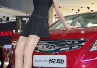 買車在預算8萬元左右的汽車!北京現代悅動怎樣,油耗怎麼樣?